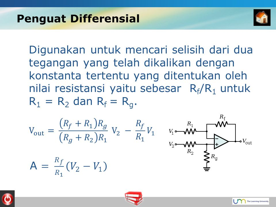 Penguat Differensial