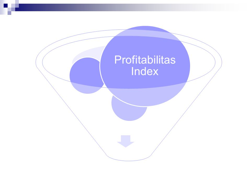 Profitabilitas Index