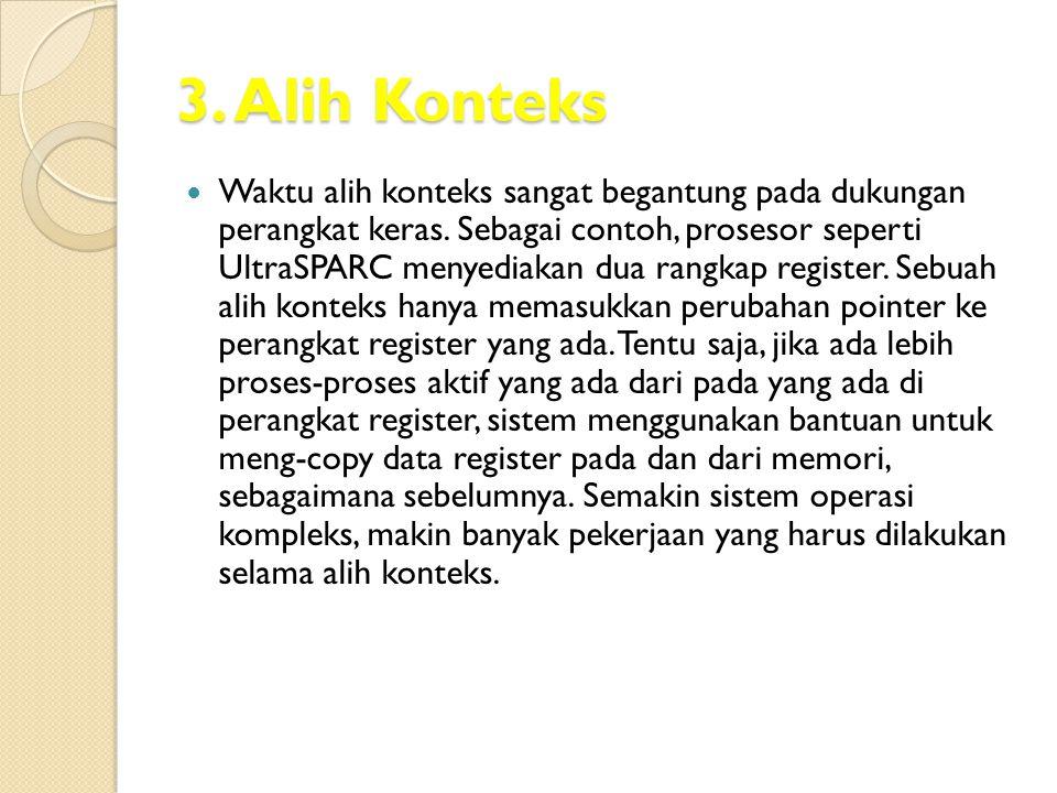 3. Alih Konteks