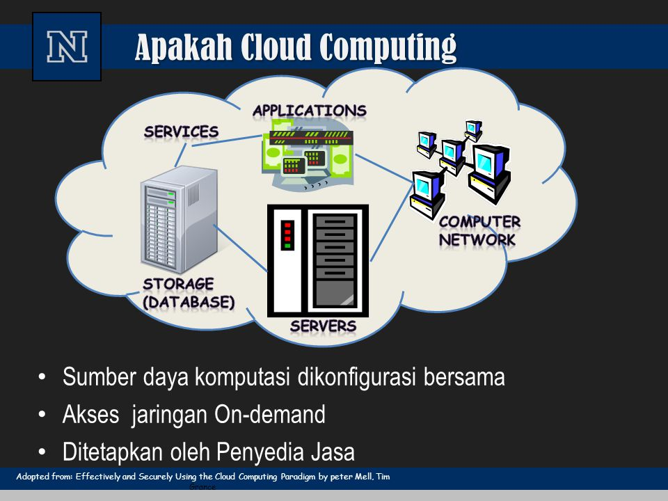Apakah Cloud Computing