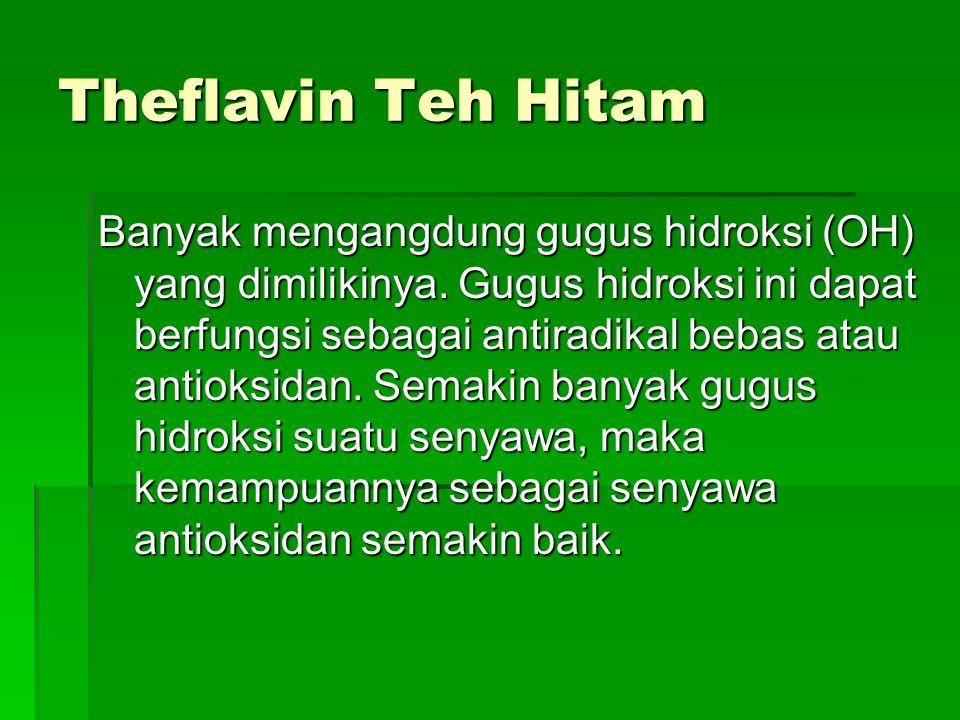 Theflavin Teh Hitam