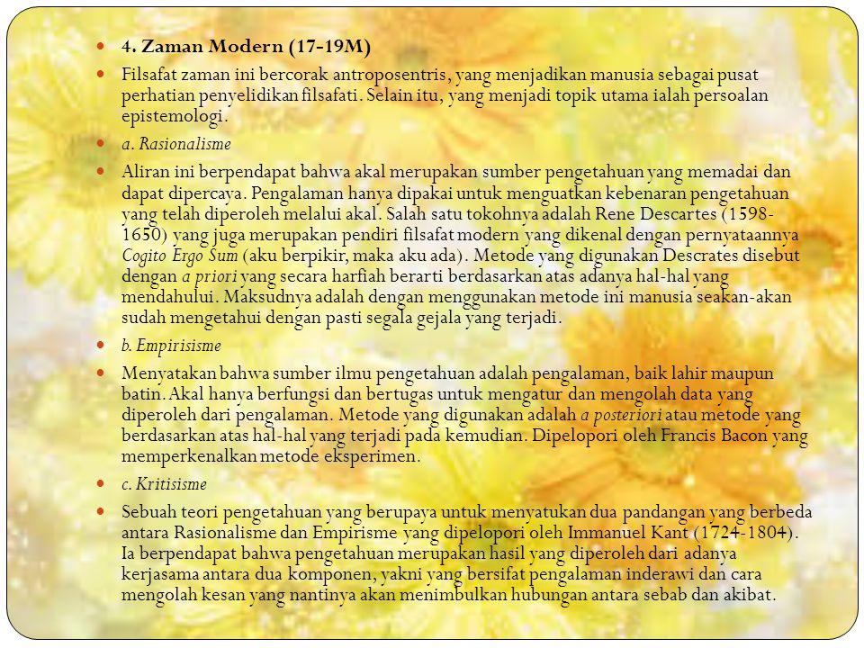 4. Zaman Modern (17-19M)