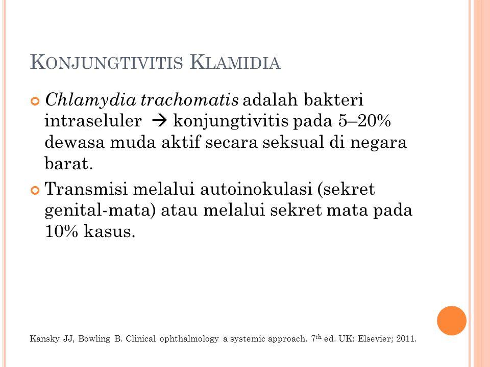 Konjungtivitis Klamidia