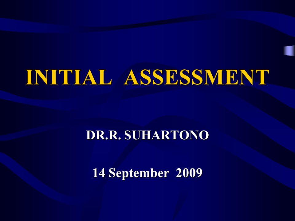 DR.R. SUHARTONO 14 September 2009