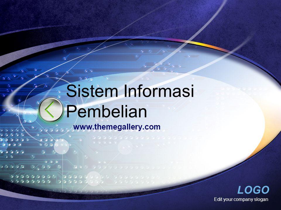 Sistem Informasi Pembelian