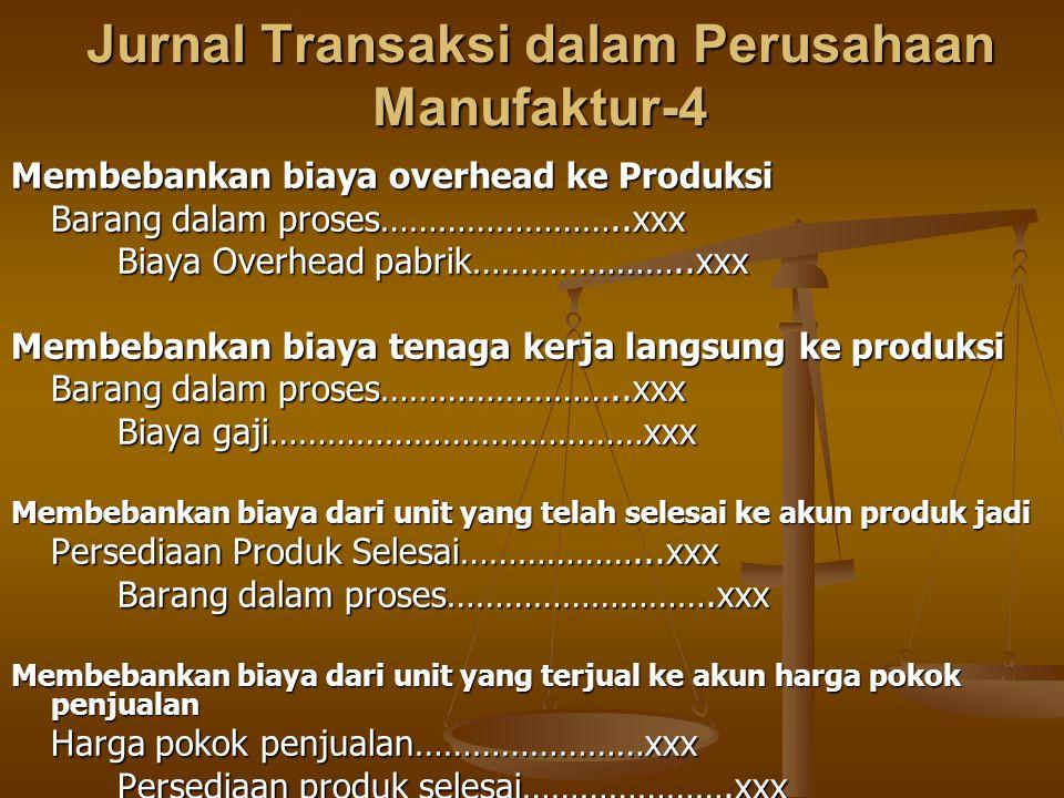 Jurnal Transaksi dalam Perusahaan Manufaktur-4