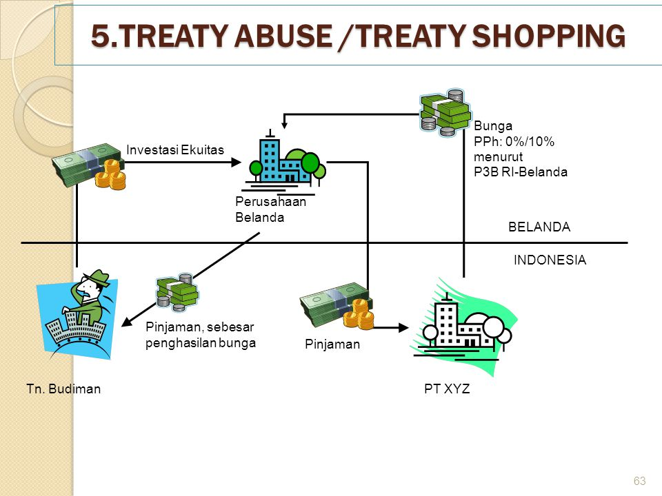 5.TREATY ABUSE /TREATY SHOPPING
