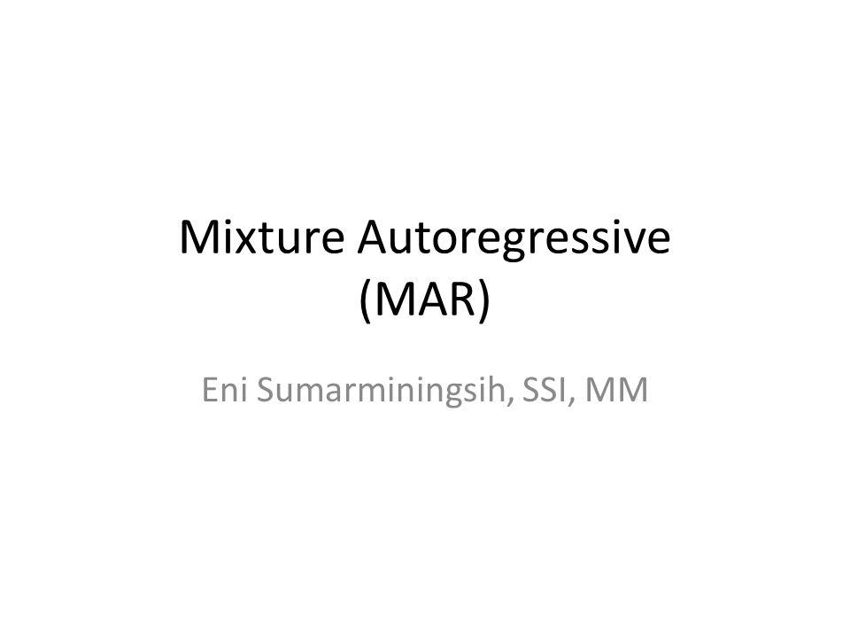 Mixture Autoregressive (MAR)