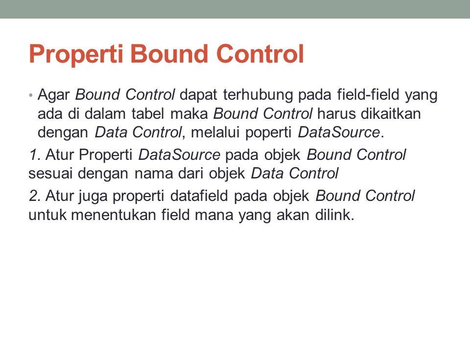 Properti Bound Control