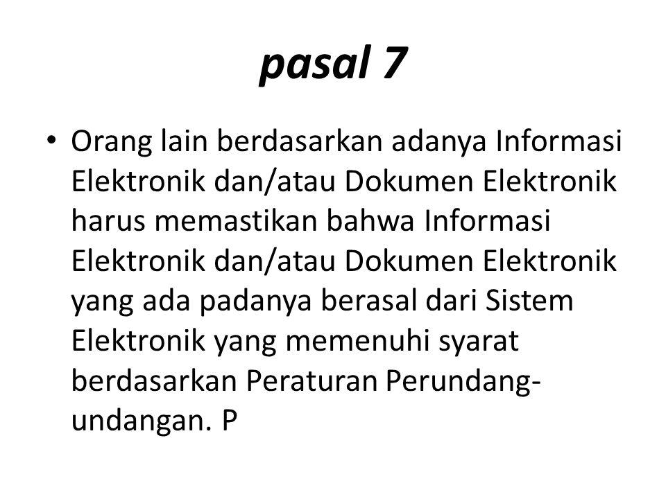 pasal 7