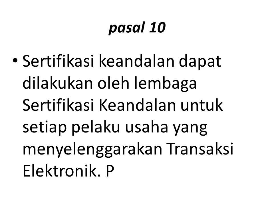 pasal 10