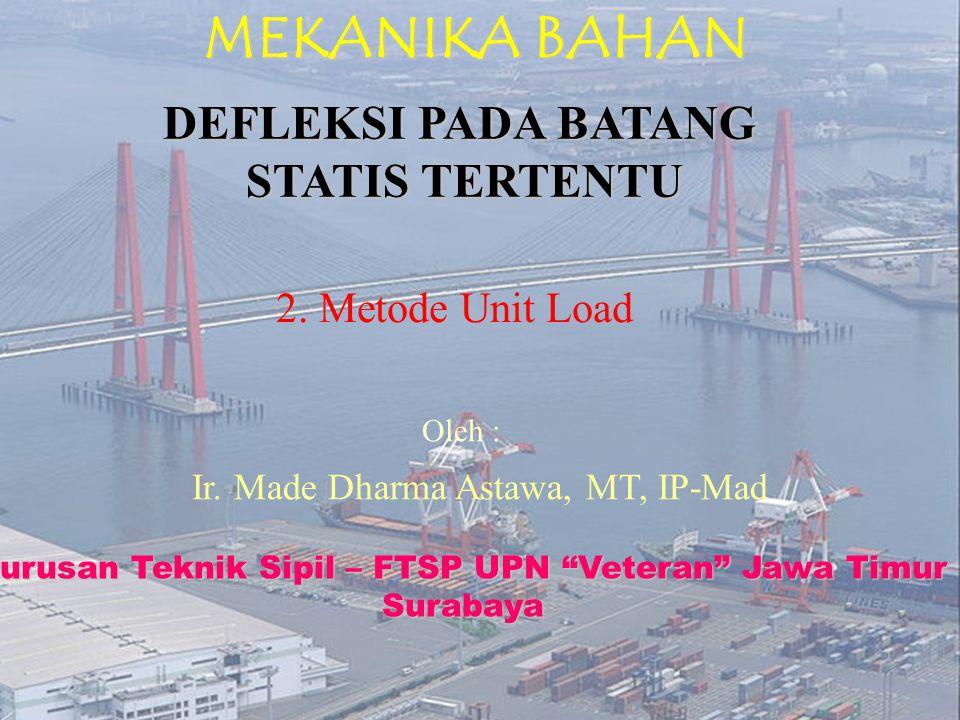 Jurusan Teknik Sipil – FTSP UPN Veteran Jawa Timur