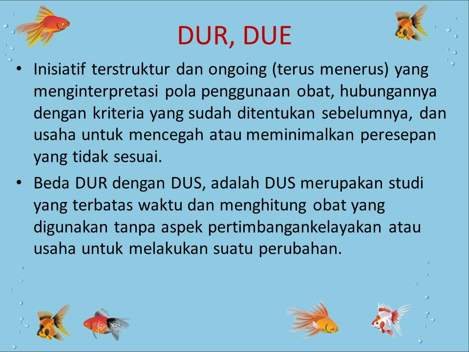 DUR, DUE