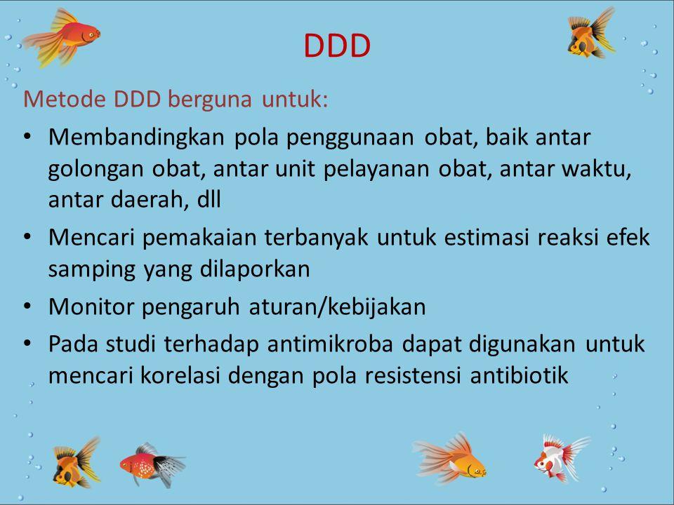DDD Metode DDD berguna untuk: