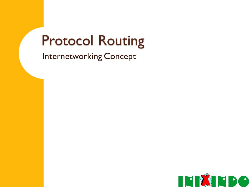Internetworking Concept