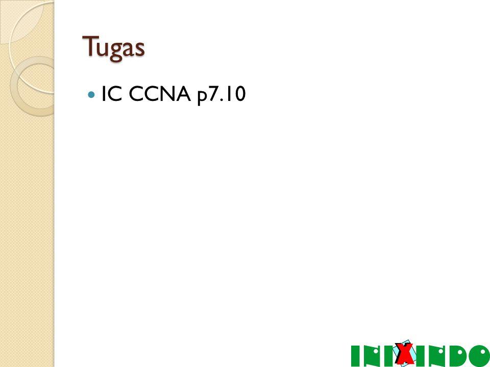 Tugas IC CCNA p7.10