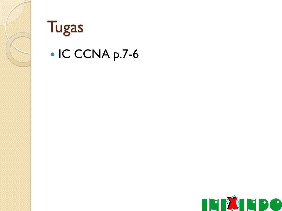 Tugas IC CCNA p.7-6