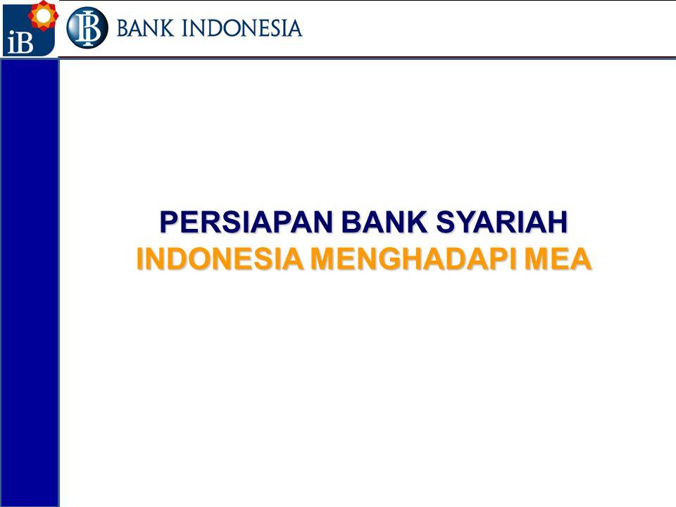 PERSIAPAN BANK SYARIAH INDONESIA MENGHADAPI MEA