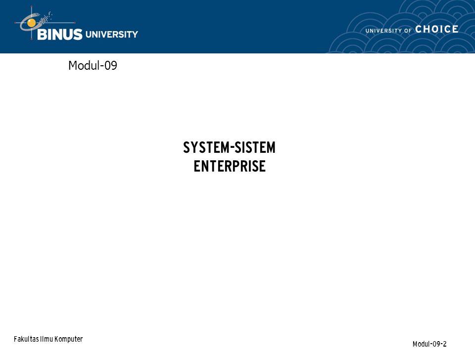 SYSTEM-SISTEM ENTERPRISE