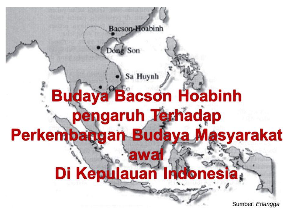 Perkembangan Budaya Masyarakat awal Di Kepulauan Indonesia