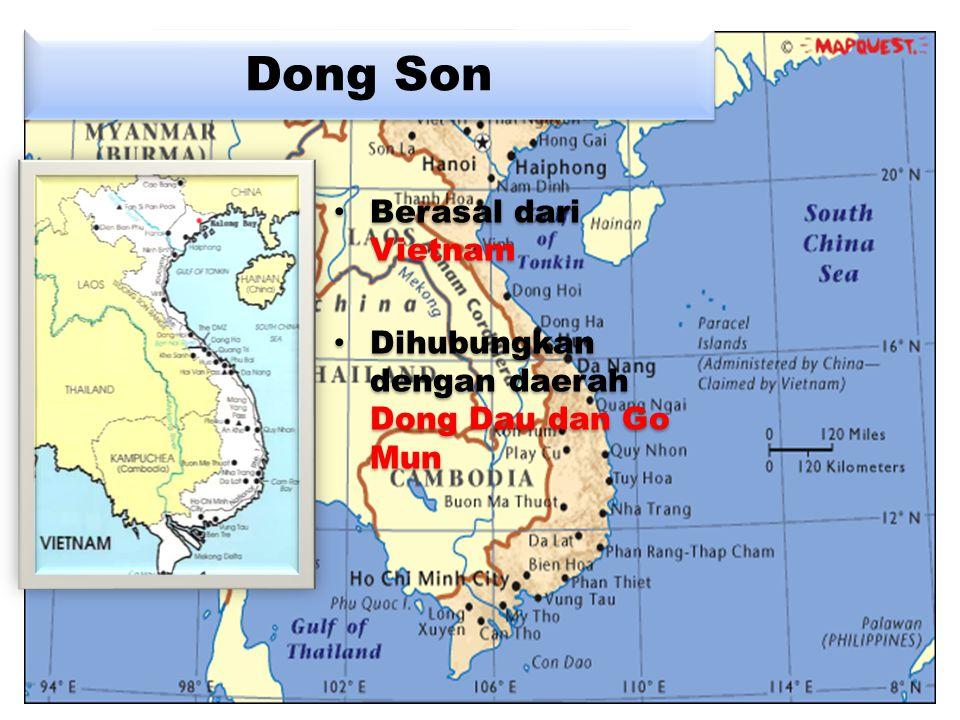 Dong Son Berasal dari Vietnam
