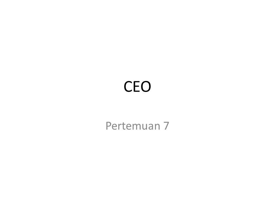 CEO Pertemuan 7