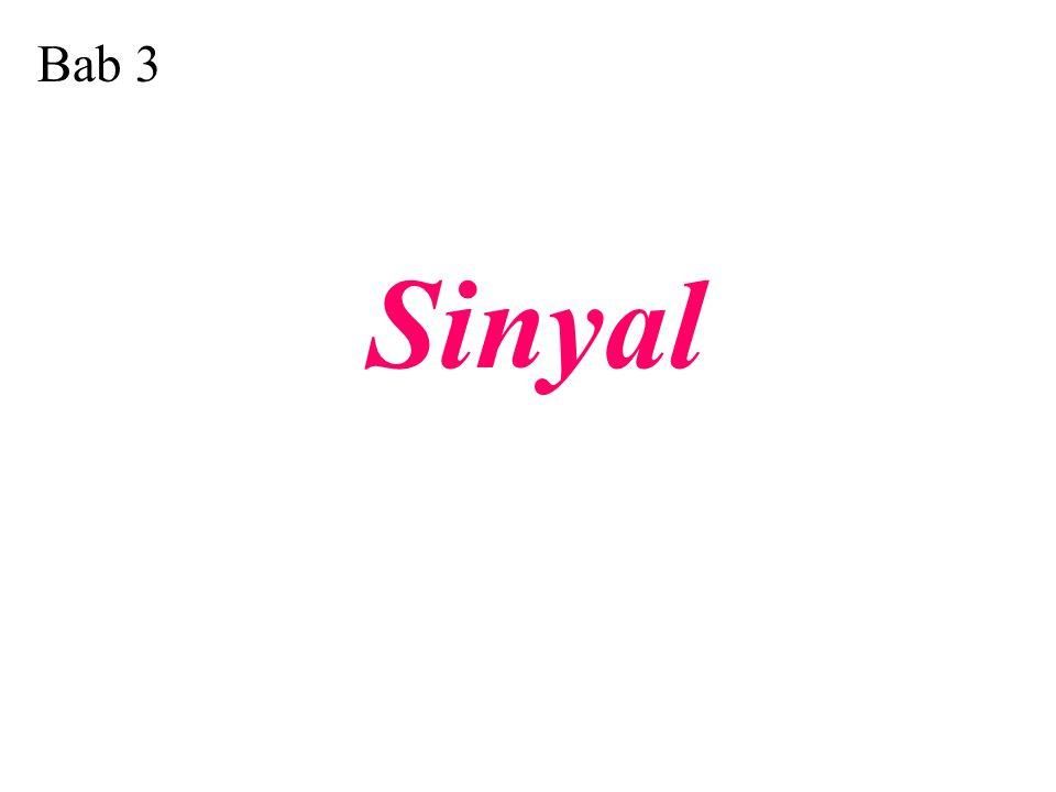 Bab 3 Sinyal