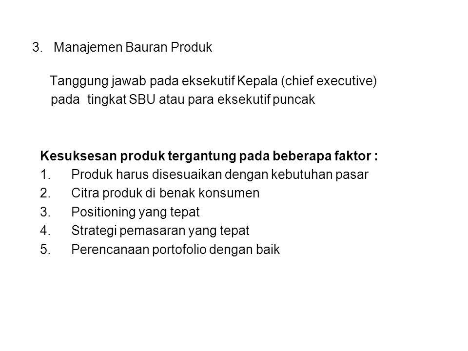 3. Manajemen Bauran Produk