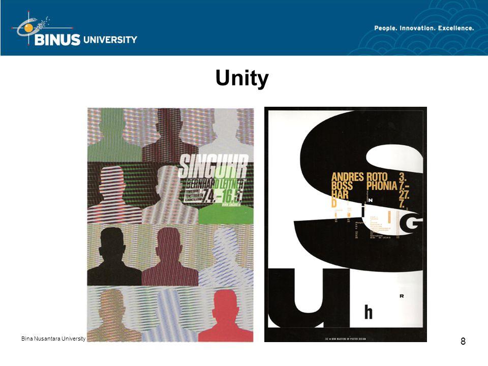 Unity Bina Nusantara University