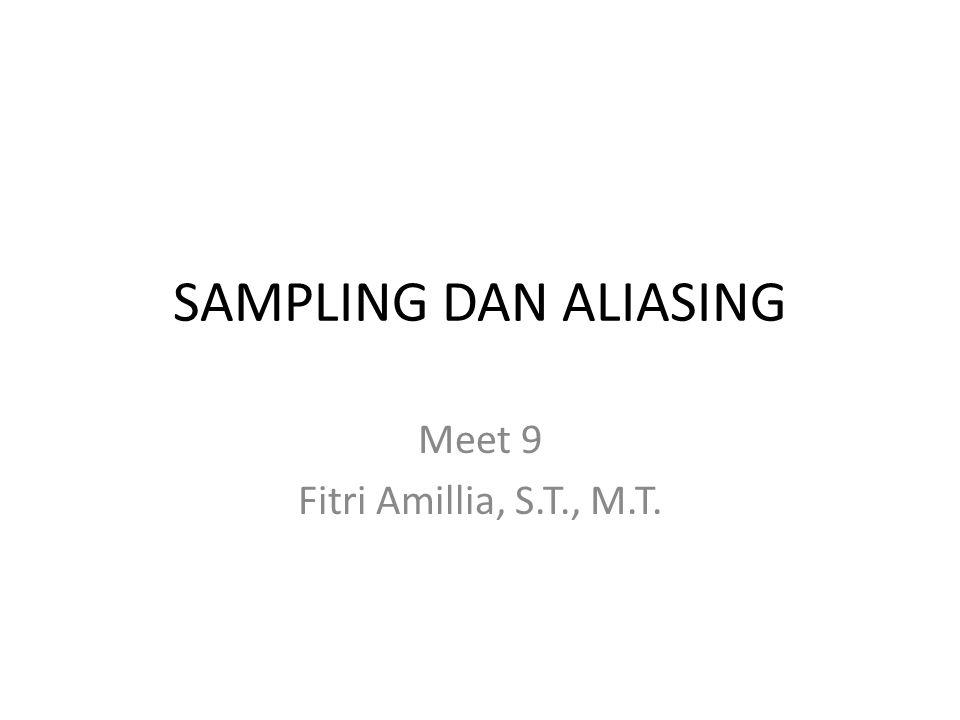 Meet 9 Fitri Amillia, S.T., M.T.