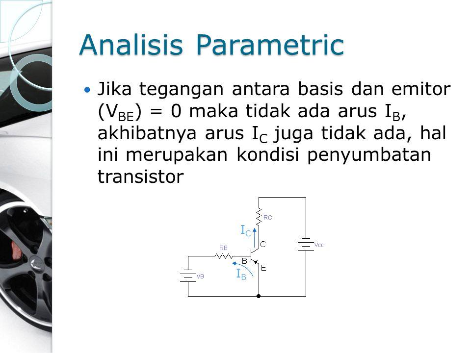 Analisis Parametric
