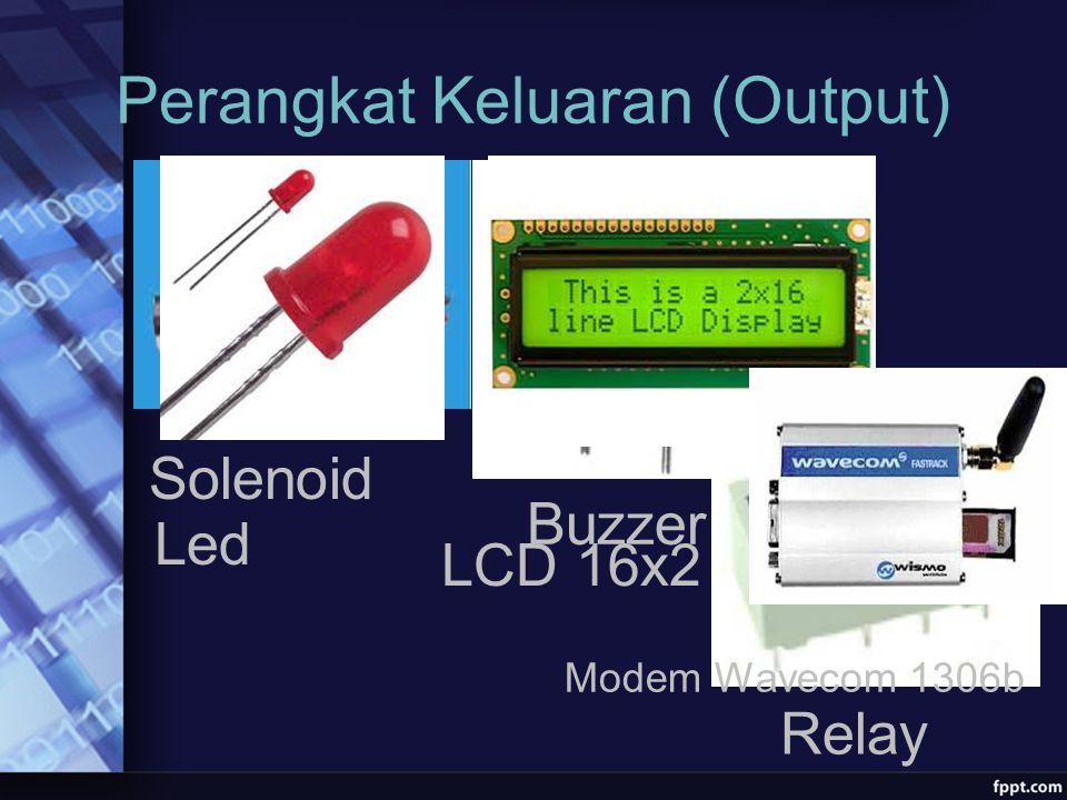 Perangkat Keluaran (Output)
