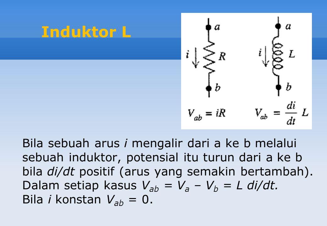 Induktor L