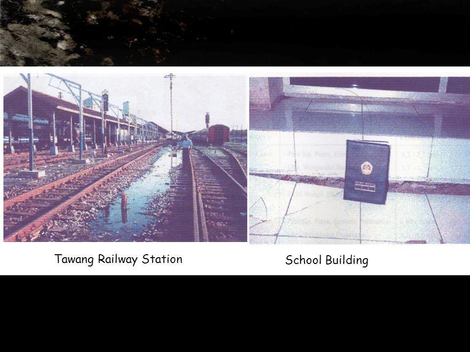 Tawang Railway Station