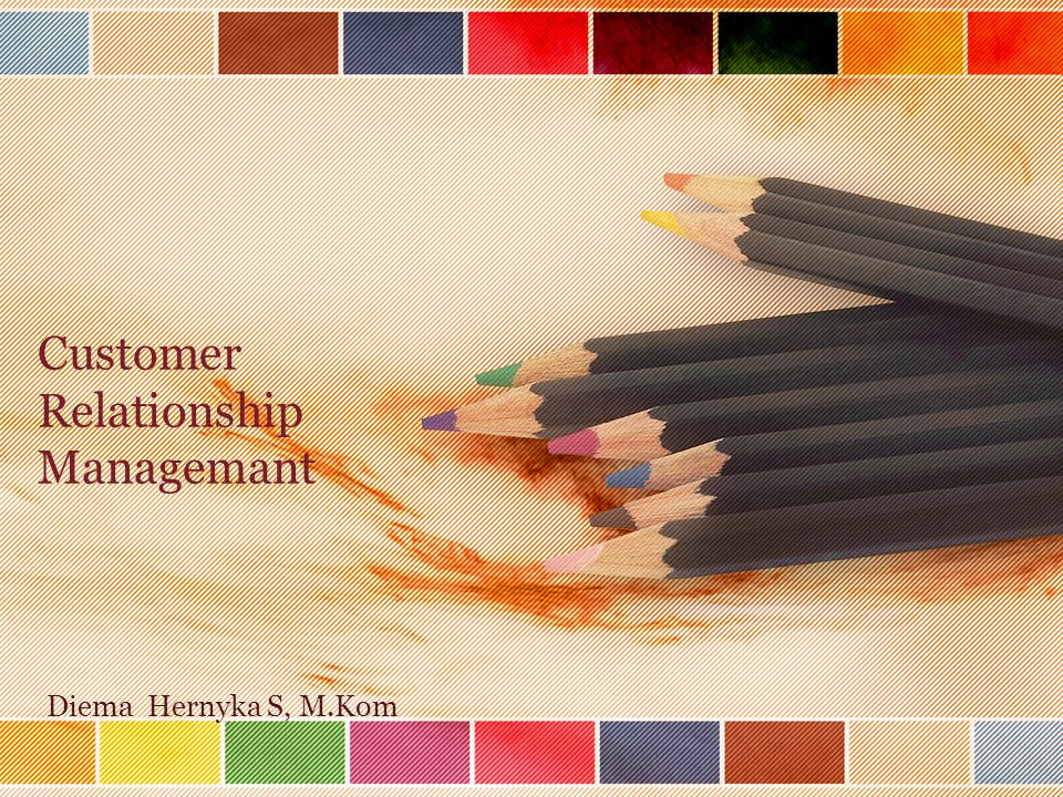 Customer Relationship Managemant