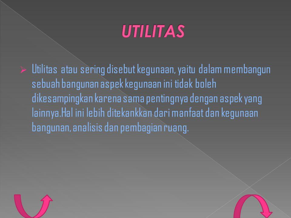 UTILITAS
