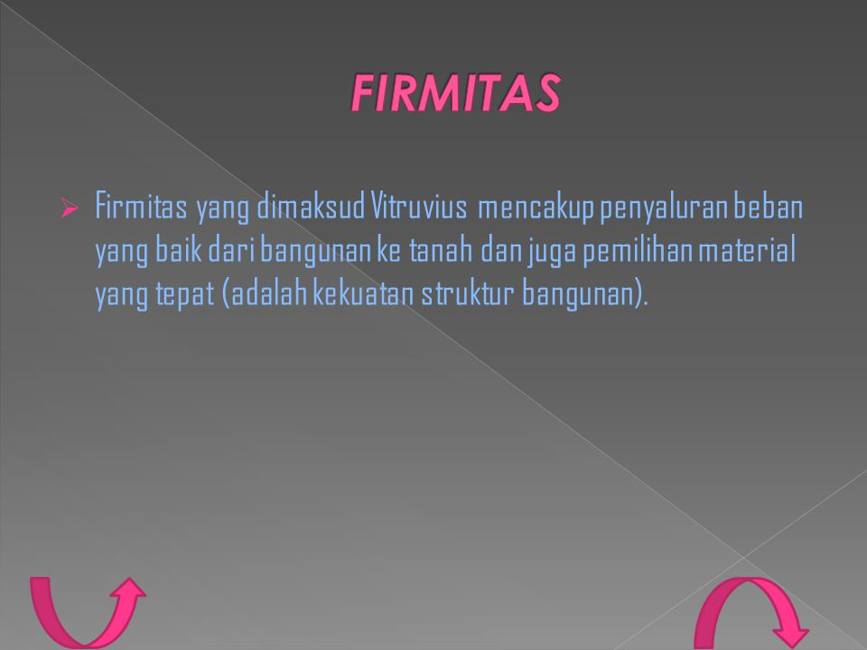 FIRMITAS