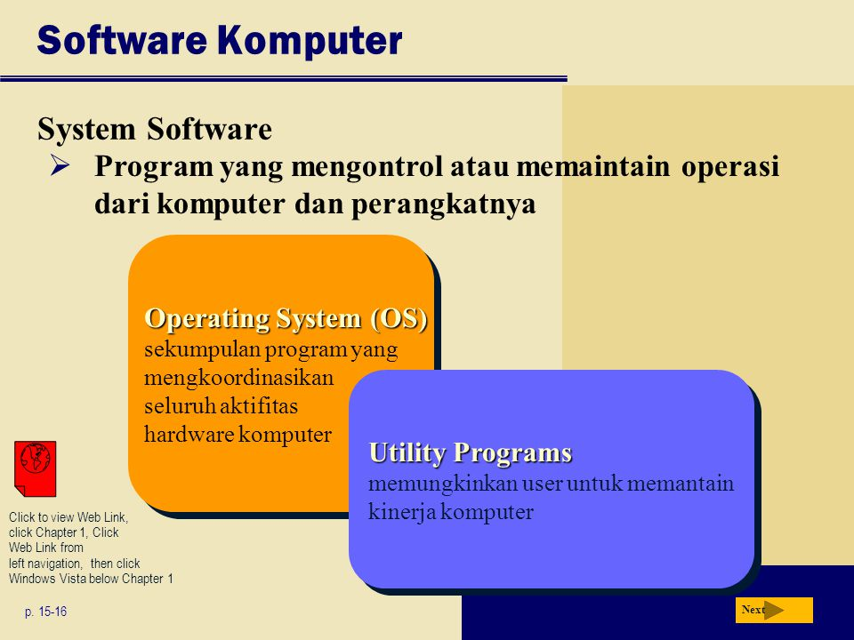 Software Komputer System Software