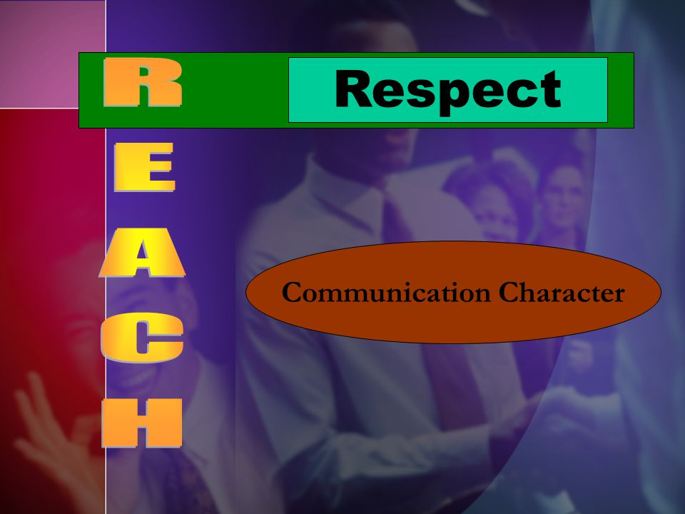 Communication Character