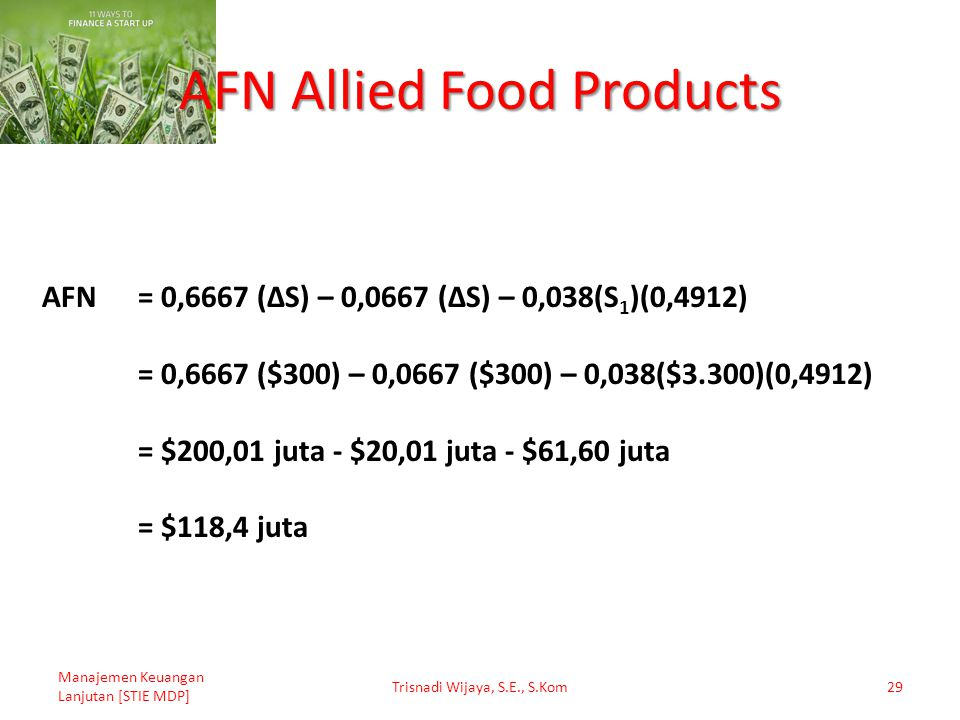 AFN Allied Food Products