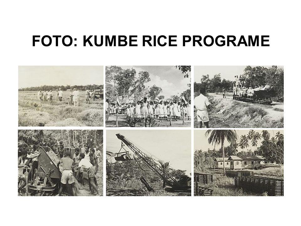 FOTO: KUMBE RICE PROGRAME