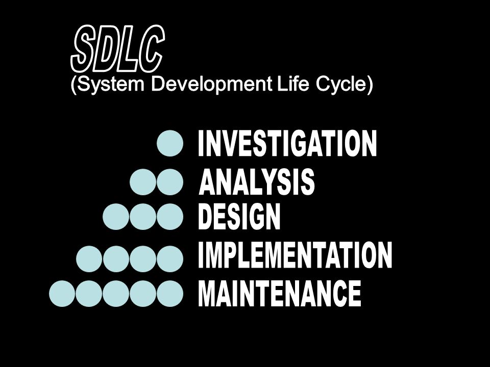 (System Development Life Cycle)