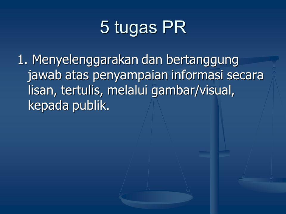 5 tugas PR 1.
