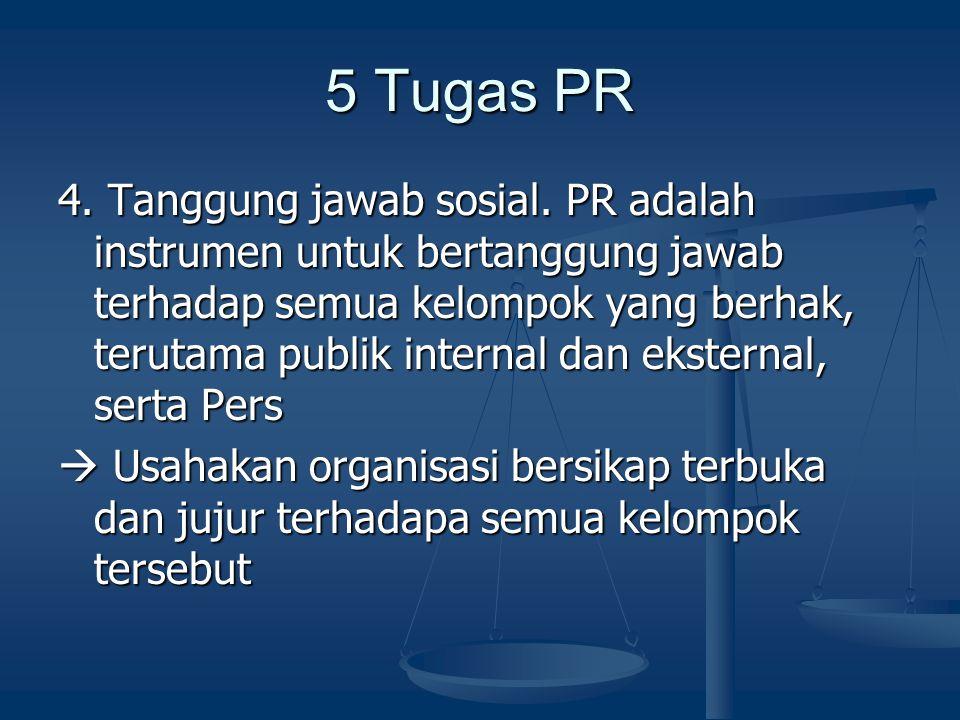 5 Tugas PR