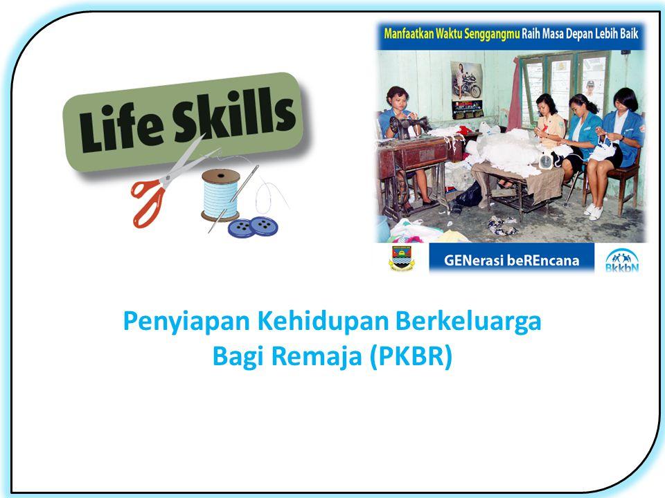 Penyiapan Kehidupan Berkeluarga Bagi Remaja (PKBR)