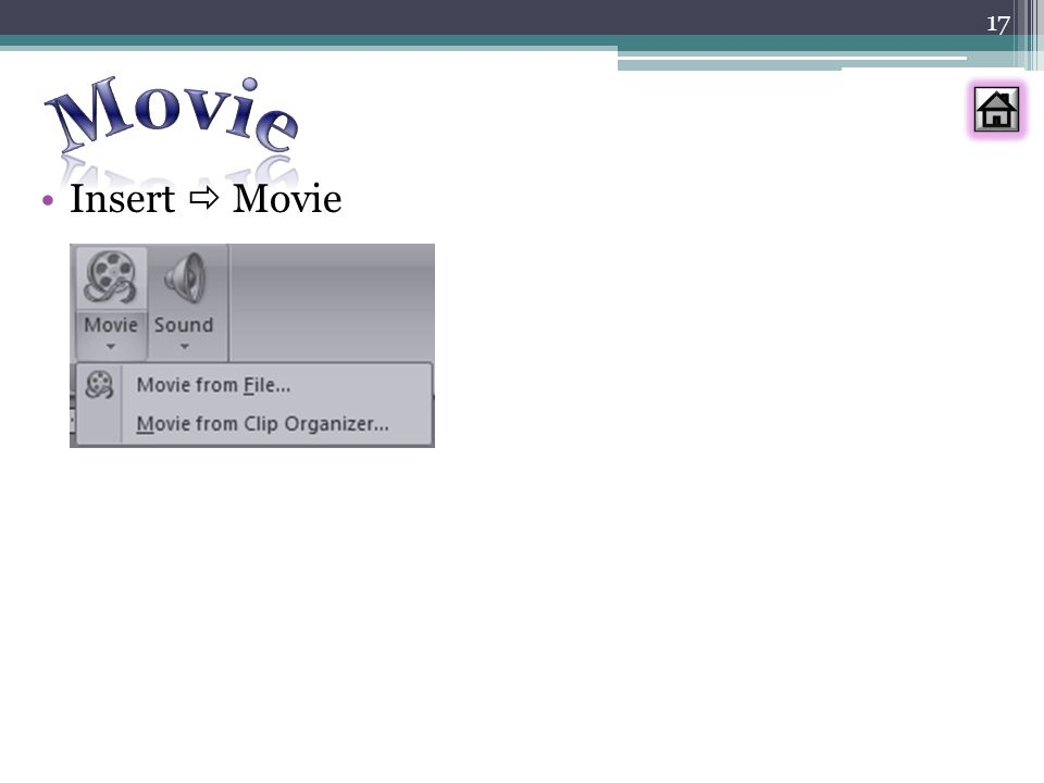 Movie Insert  Movie