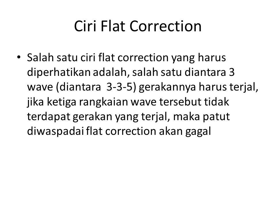 Ciri Flat Correction