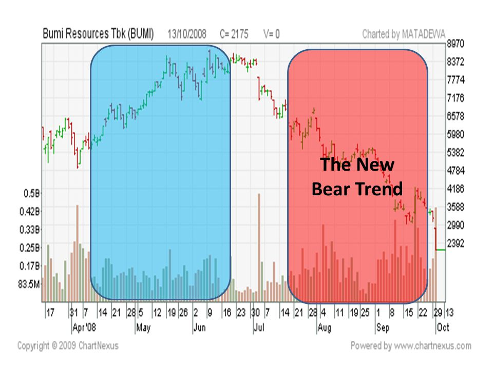 The New Bear Trend