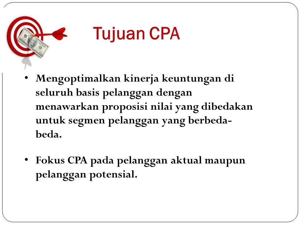 Tujuan CPA