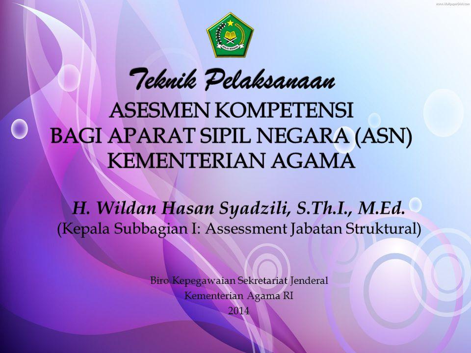 H. Wildan Hasan Syadzili, S.Th.I., M.Ed.